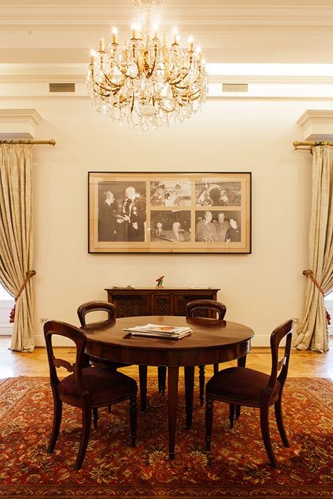 Palacio interiores