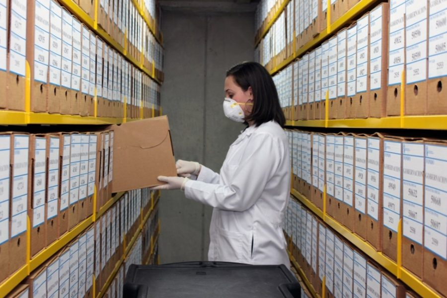 ¿Quién es un Archivero?